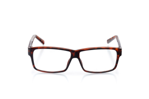 Men Full Frame Plastic  Aura: 16-05 Transparent Tortoise 2005628
