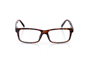 Men Full Frame Plastic  Aura: 16-06 Soft Brown Tortoise 2005633