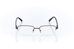 Men Semi Rimless Metal  Aura: 16-07 Gunmetal 2005634