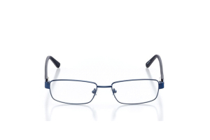 Men Full Frame Metal  Aura: 16-12 Blue 2005650