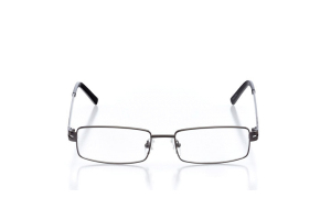 Men Full Frame Metal  Aura: 16-13 Gunmetal 2005651