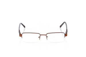 Men Semi Rimless Metal  Aura: 16-19 Bronze 2005826