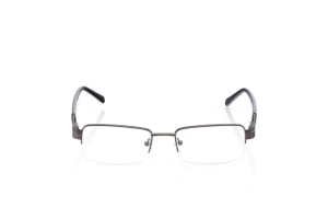 Men Semi Rimless Metal  Aura: 16-19 Gunmetal 2005825