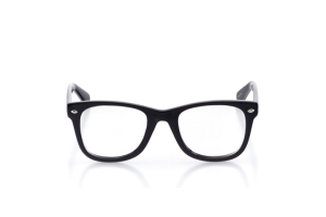 Men Full Frame Plastic  Aura: 16-46 Black 2005884