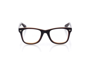 Men Full Frame Plastic  Aura: 16-46 Brown 2005885