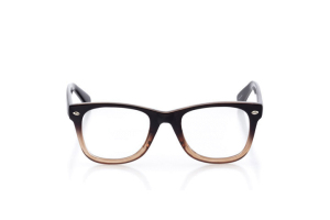 Men Full Frame Plastic  Aura: 16-46 Black Fade 2005886
