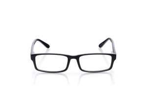 Men Full Frame Plastic  Aura: 16-59 Black 2005915