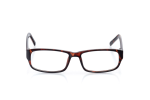 Men Full Frame Plastic  Aura: 16-63 Dark Tortoise 2006566