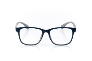 Men Full Frame Plastic  Aura: 16-71 Matte Pastel Navy & Gray 2007220