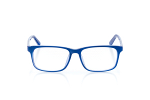 Women Full Frame Plastic  Aura: 16-04 Faded Cobalt Blue 2005563