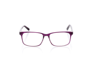 Women Full Frame Plastic  Aura: 16-05 Purple Crystal 2005565