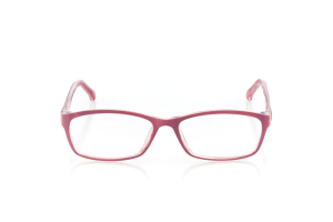 Women Full Frame Plastic  Aura: 16-06 Faded Pastel Pink 2005569