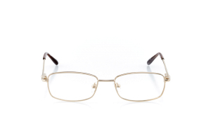 Women Full Frame Metal  Aura: 16-103 Gold & Brown 2007492