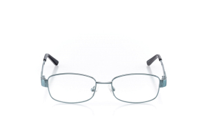 Women Full Frame Metal  Aura: 16-13 Matte Teal & Navy 2005589