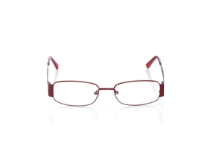 Women Full Frame Metal  Aura: 16-25 Burgundy 2005923