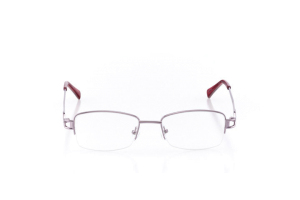 Women Semi Rimless Metal  Aura: 16-26 Lavender 2005925