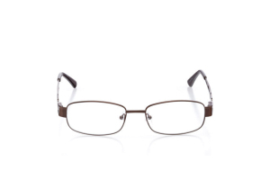 Women Full Frame Metal  Aura: 16-27 Brown 2005926