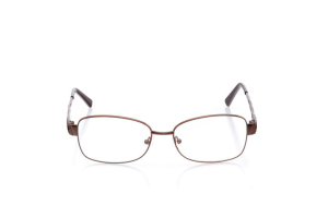 Women Full Frame Metal  Aura: 16-29 Brown 2005931