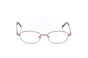 Women Full Frame Metal  Aura: 16-57 Amethyst Purple & Black 2005997