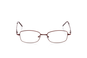 Women Full Frame Metal  Aura: 16-59 Currant Red 2006001