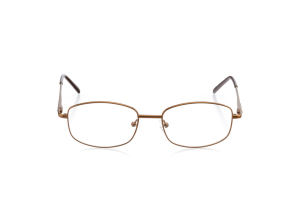 Women Full Frame Metal  Aura: 16-60 Currant Red & Brown 2006002