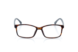 Men Full Frame Plastic  Aura: 16-96 Tortoise & Gray 2007471