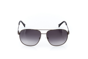 Men Full Frame Metal  CARTER: 15-28 Dark Gunmetal & Matte Black 2002230