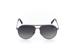 Men Full Frame Metal  CARTER: 15-38 Gunmetal & Black w/ Black Gradient Tint 2003074
