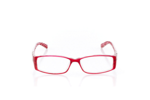 Women Full Frame Plastic  Claire: 16-03 Red Lace 2005362
