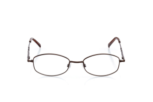 Men Full Frame Metal  CLAIRE: 16-24 Brown & Clear Brown 2006907