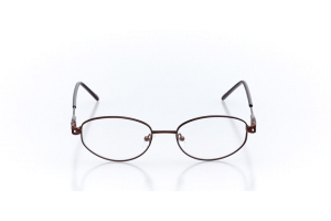 Women Full Frame Metal  Claire: 16-28 Matte Brown 2006628