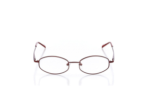 Women Full Frame Metal  Claire: 16-31 Burgundy Red 2006341