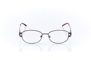 Women Full Frame Metal  Claire: 16-49 Brown 2006377