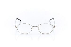 Women Full Frame Metal  Claire: 16-52 Silver 2006384