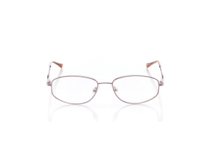 Women Full Frame Metal  Claire: 16-53 Coral Pink 2006386
