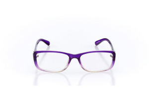 Women Full Frame Plastic  Claire: 16-59 Purple Fade 2007537