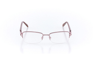 Women Semi Rimless Metal  Claire: 16-64 Pink 2007550