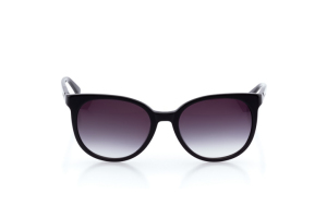 Women Full Frame Plastic  Christian of Paris: 16-04 Black 2003895
