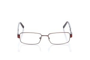 Men Full Frame Metal  Elite: 16-13 Light Brown 2006072