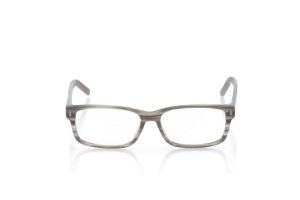 Men Full Frame Plastic  Elite: 16-56 Crystal Gray 2006729
