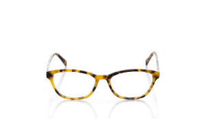 Women Full Frame Plastic  Elite: 16-16 Light Tortoiseshell 2006026