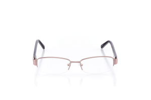 Women Semi Rimless Metal  Elite: 16-26 Lilac & Black 2006046