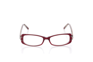 Women Full Frame Plastic  Elite: 16-59 Burgundy 2006057