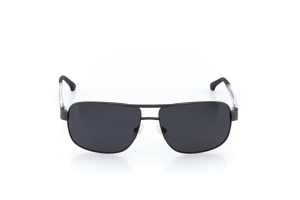 Men Full Frame Metal  EMPIRE: 16-46 Matte Gunmetal & Clear & Black w/ Black Tint 2008219