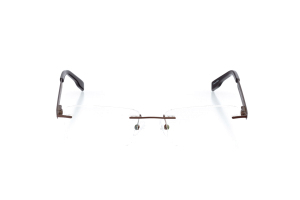 Men Rimless Technology  Impression: 15-15 Matte Brown & Brown 2002155