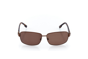 Men Full Frame Metal  Impression: 17-11 Brown & Tortoise w/ Brown Tint 2008737