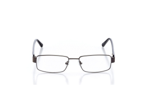 Men Full Frame Metal  Leo: 16-08 Gunmetal 2005685