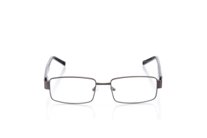 Men Full Frame Metal  Leo: 16-15 Gunmetal 2006432