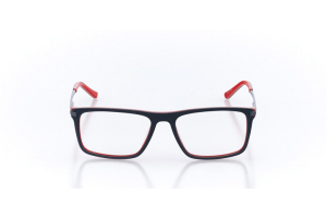 Men Full Frame Plastic  Leo: 16-56 Gray & Red  2007709