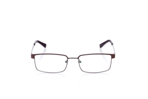Men Full Frame Metal  Maxim: 16-04 Brown 2006468